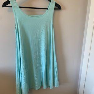 2/$18 Garage / Baby Blue / Mini / Dress